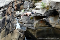 Devil's Punch Bowl (GonzoShots - Concert Photography) Tags: colorado diving aspen cliffdiving rockys thedevilspunchbowl