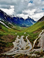 Norway Wilderness Roads