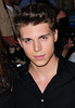 Nolan Gerard Funk New York Premiere of 'Savages' at the SVA Theater - outside arrivals New York City, USA
