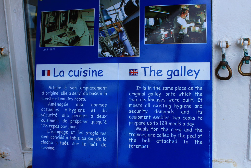 Visite du Belem à Bordeaux - 30 juin 2012