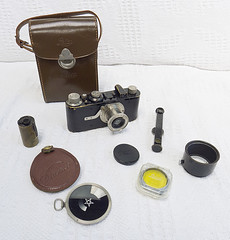 Leica I Kit from 1930 (ken_davis) Tags: leicai