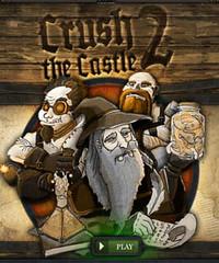 เกมส์พังปราสาท crush the castle 2