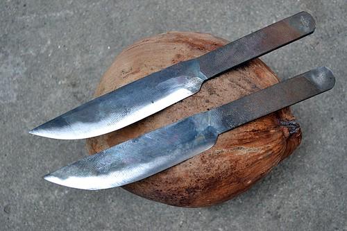 มีดแล่ ตะไบ นิโคสัน ช่างนิด