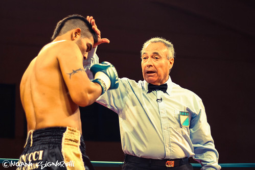 Jose Maria Caffarena vs Richard Emanuel ¨La Panterita¨ Moray Martinez