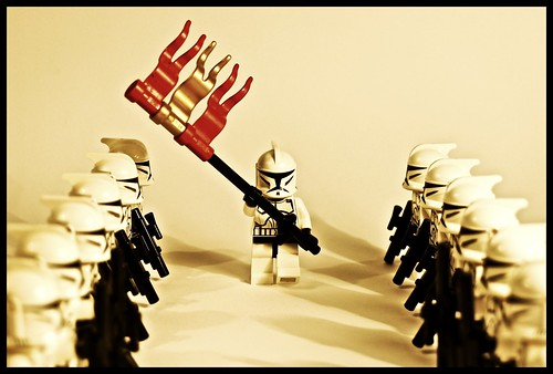 Troopers... Salute! (2nd Version)