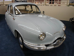 1957 Panhard Dyna Z (dave_7) Tags: classic car museum french lasvegas explore 1957 z imperialpalace panhard dyna autocollection dynaz