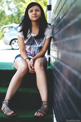 Steph (Jon Medina) Tags: 50mm model sony photographers alpha photogs a35 stephgomez nickdinatale sheddinghope