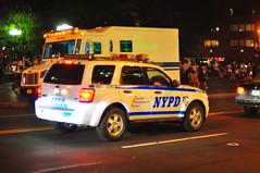 NYPD Ford Explorer RMP (Triborough) Tags: nyc newyorkcity ny newyork ford manhattan explorer police nypd policecar greenwichvillage newyorkcounty rmp newyorkcitypolicedepartment