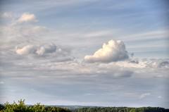 heiter bis wolkig (-BigM-) Tags: cloud way photography nikon fotografie wolke eisenbahn railway cycle radweg strecke gmnd schwbisch bigm gppingen faurndau d5000 wschenbeuren reitprechts