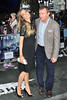 Guy Ritchie and Jacqui Ainsley The European Premiere of 'The Dark Knight Rises' held at the Odeon West End - Arrivals. London, England