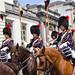 Belgique - 21 juillet 2012 - Escorte royale à Cheval