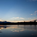 Sunset at Echo Canyon Reservoir - Pagosa Springs, Colorado