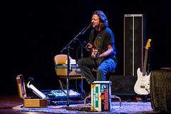 Eddie Vedder in Carr (3FM) Tags: music amsterdam foto ben grunge pearljam presents solo muziek acoustic pearl eddie jam 2012 eddievedder carr vedder carre koninklijktheatercarr 3fm eddyvedder houdijk fotobenhoudijk