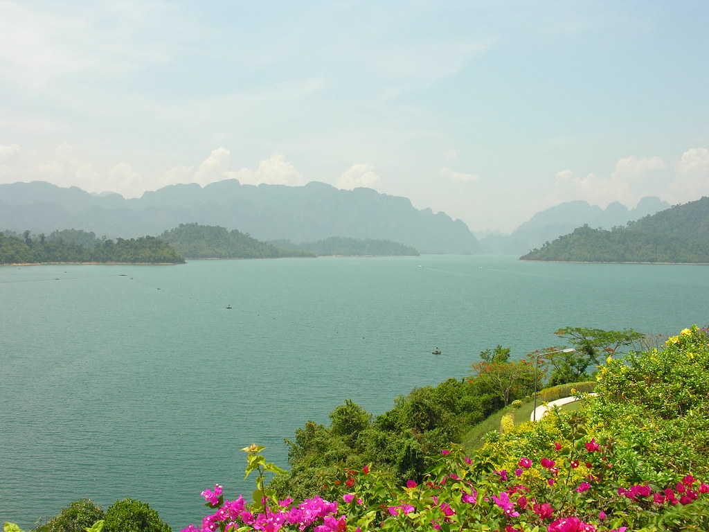 Viewpoint, Khao Sok National Park, Southern Thailand