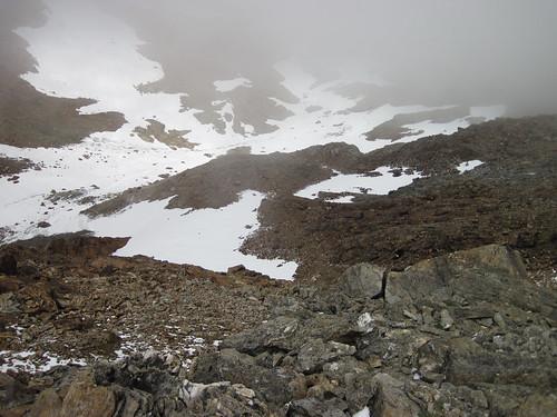 IMG_4483 Schneefeld unter der Rotgratscharte