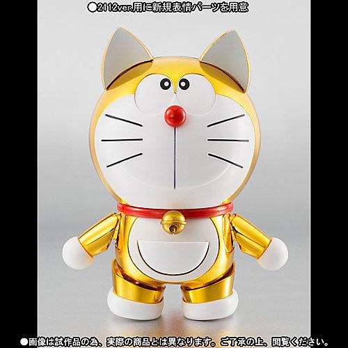 ROBOT魂 ドラえもん(2112ver.) 哆啦A夢 2112 版本