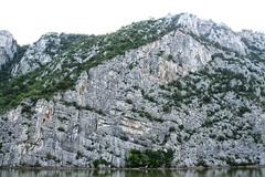Kazan Gorges, Romania (larigan.) Tags: travel vacation holiday mountains river wake linden dramatic romania balkans danube touristattraction eveninglight limetrees larigan phamilton kazangorges