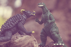 (zilladon) Tags: toys godzilla monsters kaiju anguirus japanesemonsters