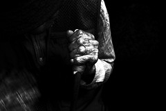 no.926 (lee jin woo (Republic of Korea)) Tags: snap photographer street blackandwhite ricoh mono bw shadow subway self hand gr korea snapshot streetphotograph photography monochrome