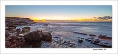 Maroubra sunrise (jongsoolee5610) Tags: seascape maroubra mahonpool sydney australia sea sunrise