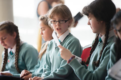 SpellingBeeFinal2016_km147 (routesintolanguages) Tags: uk wales kids modern competition aberystwyth using learning spelling welsh language foreign schoolkids talking schoolgirl schoolgirls pupil speaking vocabulary pupils spellingbee 2016 year7 europeaan wjec schoolkind langiages medrus