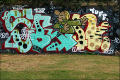 Vents (Alex Ellison) Tags: eastlondon urban graffiti graff boobs shoreditch vents 137 vents137 tuff tgb