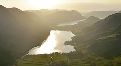 Not Three Lakes (Andrew Mowbray) Tags: sunset spring lakedistrict cumbria crummockwater buttermere lakedistrictnationalpark fleetwithpike ldnp