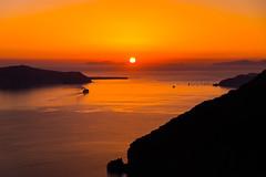 Fera Sunset, Santorini (cjthorose) Tags: thira egeo greece gr sunset amazingview santorini fuji xt10 1650 holiday