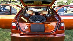 NISSAN PRIMERA (gti-tuning-43) Tags: nissan primera sono soundsystem tuning tuned modified modded meeting show expo aurecsurloire 2016 cars auto automobile voiture