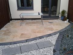 2012-11-24 14.39.59 (abbeygardens_ka) Tags: glasgow glasgowgreenlandscapes granite landscapegardener limestone modern naturalstone renfrew renfrewshire smallgarden travertine