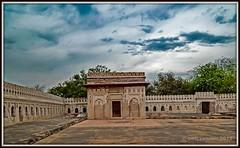 Jamali Kamali Tomb, Mehrauli, Delhi. (Smit Sandhir) Tags: jamali kamali mehrauli delhi nikon photography historical monument relic poet mughal qutub minar heritage architecture persian