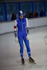 A37W7178 (rieshug 1) Tags: speedskating schaatsen eisschnelllauf skating nkjunioren knsb nkjuniorenallroundafstanden afstanden allround 50010001500massstart demeent alkmaar sportcomplexdemeent juniorenc ladies dames 500m