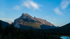 DSC_0117 (Adrian De Lisle) Tags: mountains banff banffnationalpark mountrundle vermilionlakes