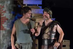 160724_MilesGloriosus_494 (sergio_scarpellini) Tags: milesgloriosus plautusfestival plautus theater teatro sarsina plauto ettorebassi justinemattera corradotedeschi