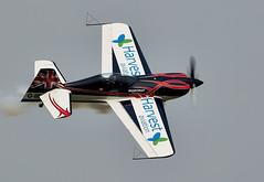 Extra (Bernie Condon) Tags: extra aerobatic dunsfold wingswheels airshow surrey uk aviation 2016