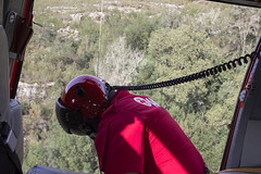 Skymed Training (Barry DL Roeland) Tags: skymed agusta 119 helicopter hoist rescue ems training medics fire wilderness search