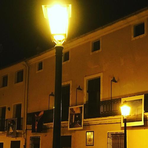 #miveranocostablanca #costablanca @costablancaorg @biarsensacion #igers #exposicion pintura al balcó