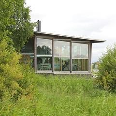 Naturum Vrmland II (hansn (2+ Million Views)) Tags: architecture contemporary modern arkitektur naturum visitorcentre nature natur karlstad vrmland sweden sverige squarish square