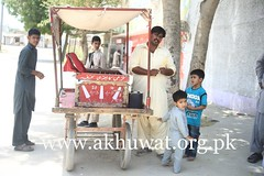 Qulfi Stall (Akhuwat BPP) Tags: sukkur pakistan interest free loans microfinance entrepreneurship pakhtoon ordinary people small business akhuwat