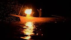 (m-miki) Tags: summer night cormorant fishing nikon d610 japan kyoto srashiyama