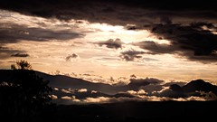 Sunset Cloudscape (SyrianH) Tags: cloudscape landscape sunset sun clouds mountain mountains light color colors beautiful