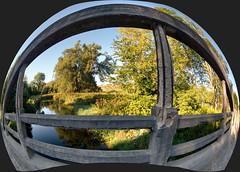 Concrete arch bridge ii (virgil martin) Tags: bridge concretearchbridge wellingtoncounty ontario canada olympusomdem5 panasoniclumix20mmf17 oloneo microsoftice gimp
