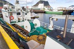 Fishing Equipment _4699 (hkoons) Tags: northatlantic snaefellsnespeninsula atlantic harbor iceland stykkishlmur boat buoy fish fishermen fishing island marine north ocean salty sea ship troller vessel