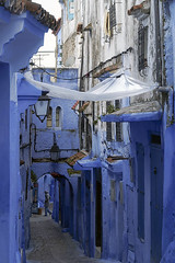 Chefchaouen - Morocco (wietsej) Tags: chefchaouen morocco a3000 variotessar16704za sony zeiss street sel1670z