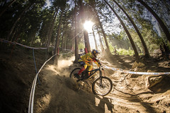 _HUN6357 (phunkt.com™) Tags: uci dh downhill down hill mtb mountain bike world champ championship val di sole italy 2016 photos phunkt phunktcom keith valentine race final finals dust dusty