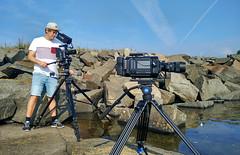 Guldeken 2016 - BTS 4 (cinematik_se) Tags: blackmagic red camera digitalcinema filmmaking cinematik karlshamn sigmaart edelkrone ursa