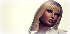 Tasha September Portrait (Tash Leckrone) Tags: secondlife blondes blonde woman women sexy portrait
