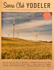 """Montezuma Hills"" photo on the cover (Ron Rothbart) Tags: sierraclub yodeler"