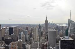 Downtown (markusOulehla) Tags: topoftherock rockefellercenter downtown nyc newyorkcity markusoulehla nikond90 citytrip thebigapple usa manhattan