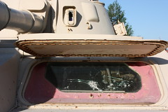 M1974 122mm Self Propelled Howitzer (Tugnutt) Tags: museum self sill fort iraq artillery ussr propelled howitzer fortsill 122mm m1974 2si